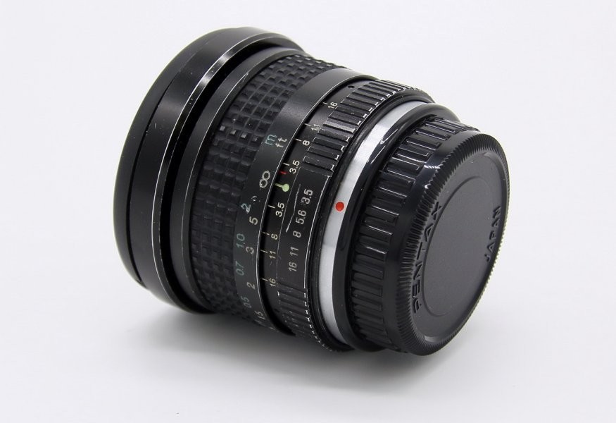 Tokina RMC 3,5/17mm (Japan, 1985)
