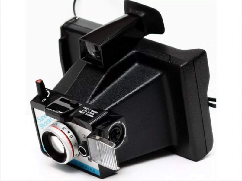 Polaroid Super Shooter (USA,1976)