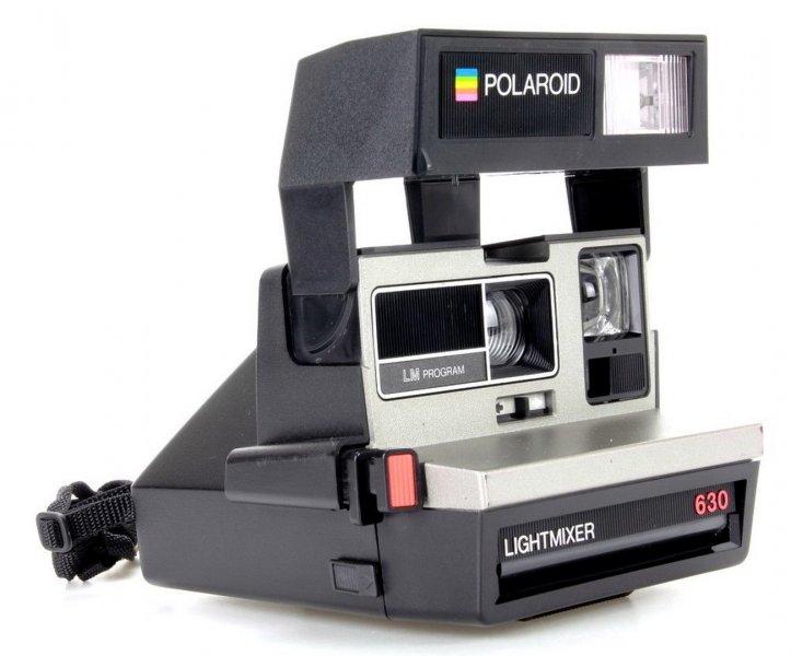 Редкий Polaroid Lightmixer 630
