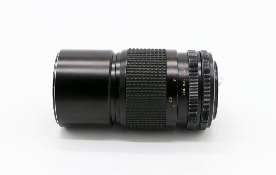 Mitsuki MC 3.5/200mm (Japan, 1980)