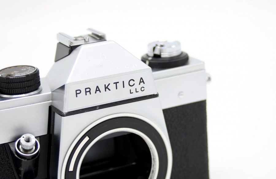 Praktica LLC body (Made in Germany)
