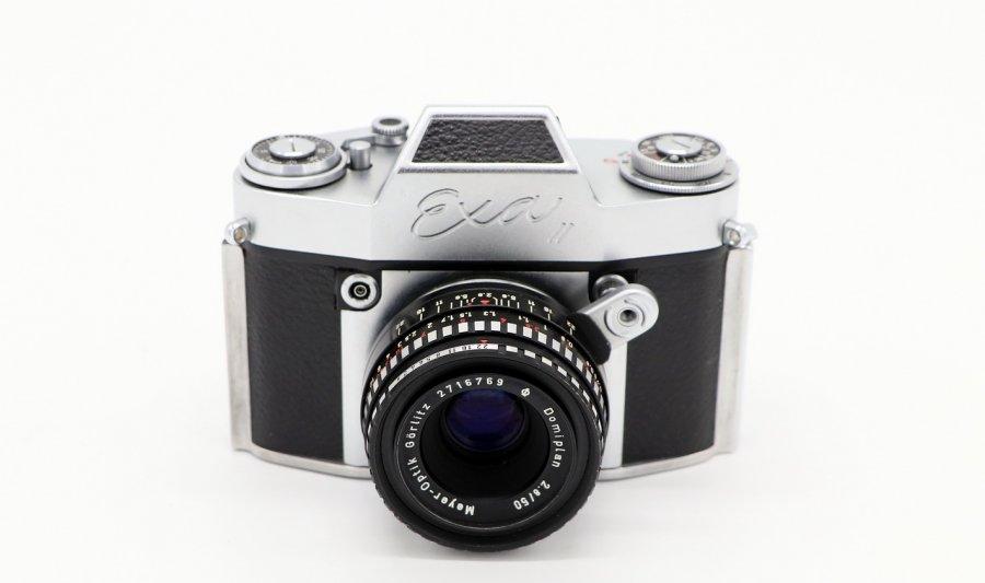 Exa II kit (Germany, 1962)