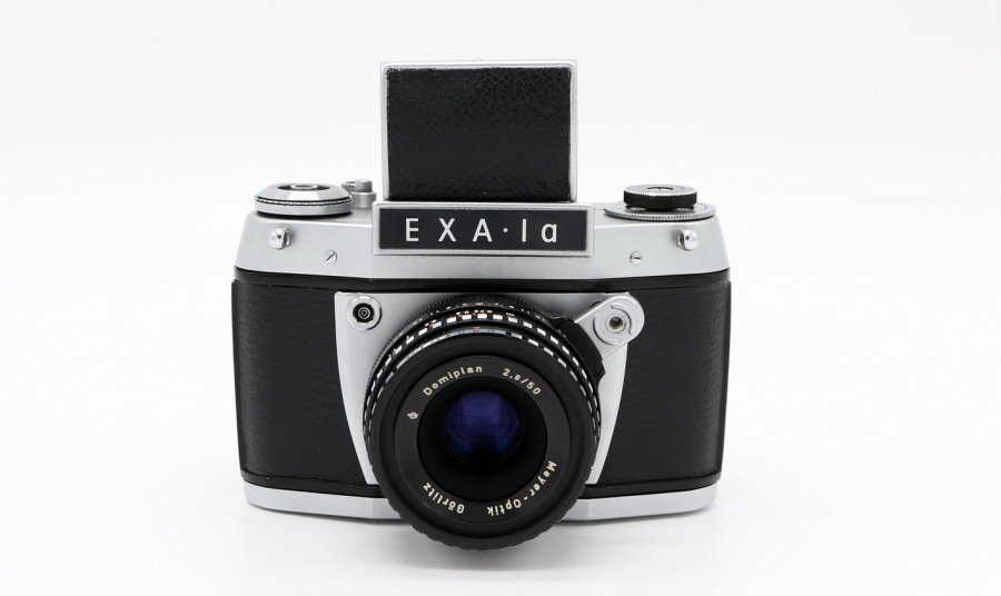 Exa 1A kit (Germany, 1971)
