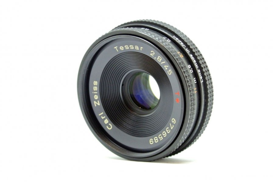 Carl Zeiss Tessar T* 45mm f/2.8