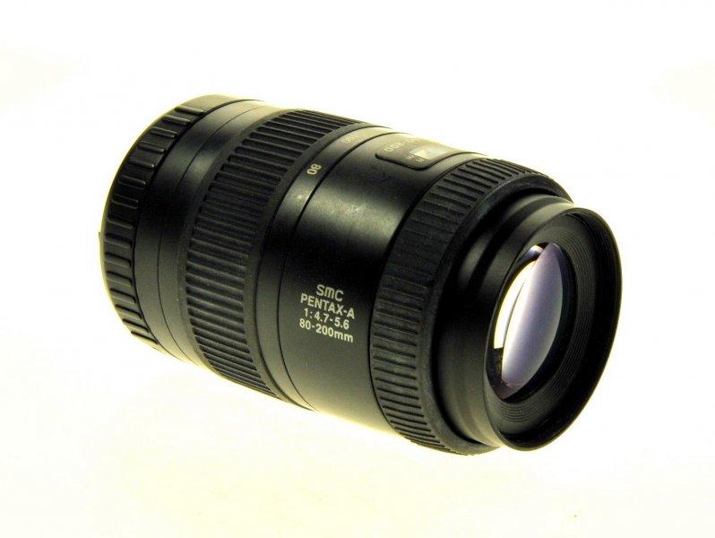 Pentax-A SMC 80-200mm f/4.7-5.6