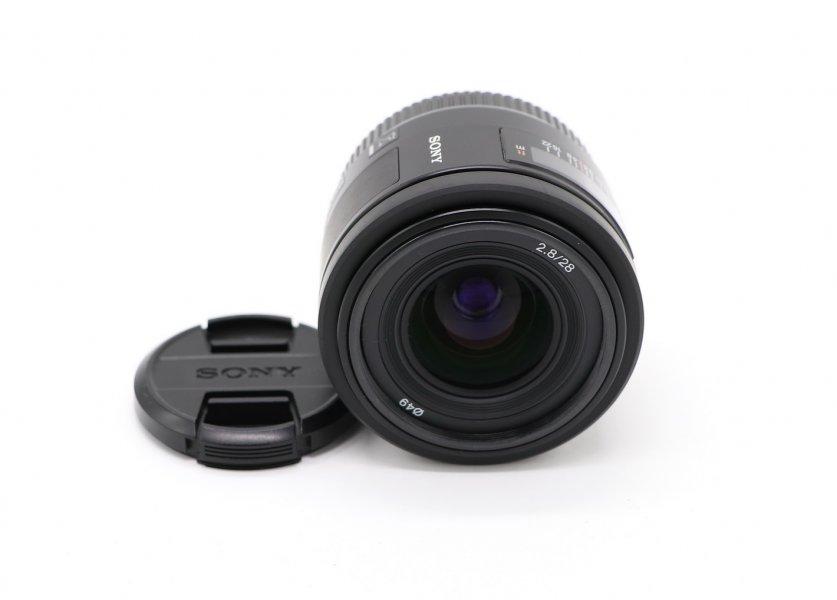 Sony 28mm f/2.8 (SAL-28F28)