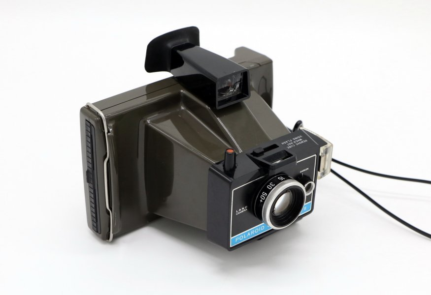 Polaroid Colorpack II (USA, 1969)