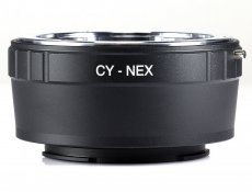 Adapter C/Y - Sony Nex / E