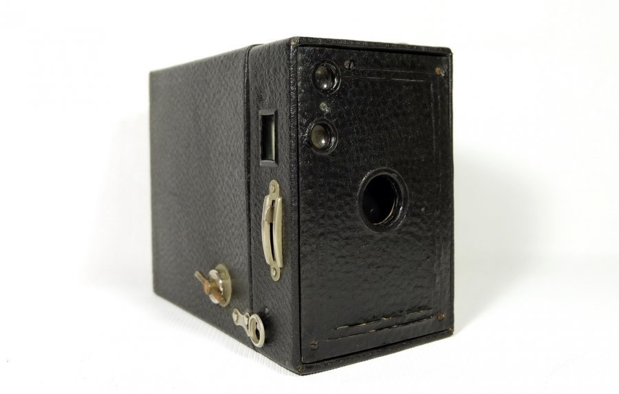 Kodak No.2A Brownie Model B (USA, 1922)