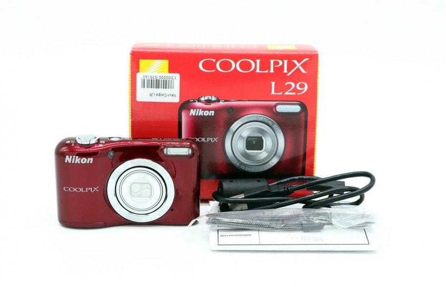 Nikon Coolpix L29