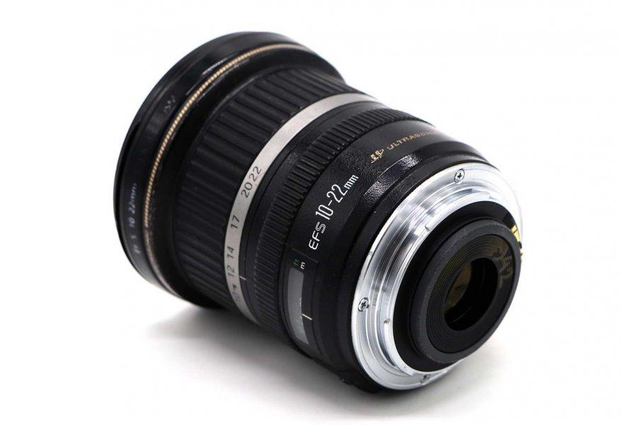 Canon EF-S 10-22mm f/3.5-4.5 USM б/у
