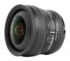 Lensbaby 5.8mm f/3.5 Circular Fisheye for Nikon F