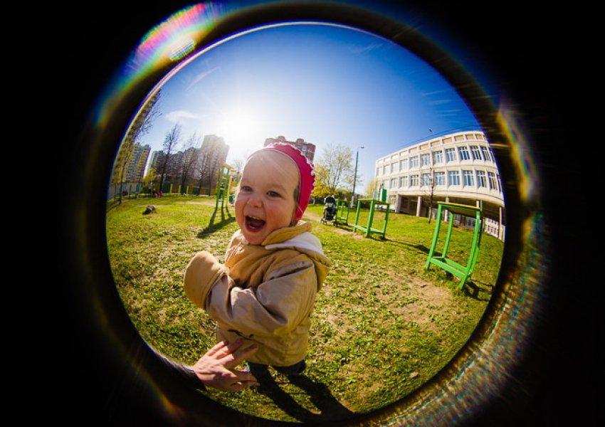 Lensbaby 5.8mm f/3.5 Circular Fisheye for Nikon F