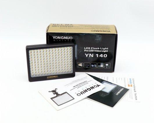 Осветитель светодиодный YongNuo LED YN-140