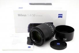 Zeiss Milvus 50mm f/1.4 ZE