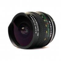 Зенитар-С МС  2,8/16 Fish-eye для Canon EF/EOS