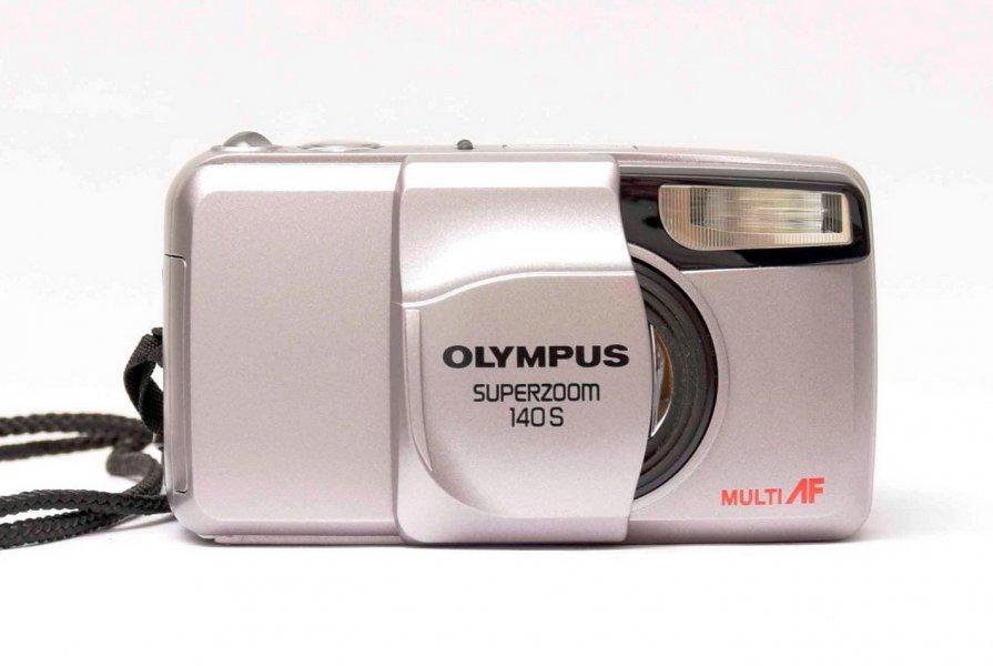 Olympus Superzoom 140S MULTI AF