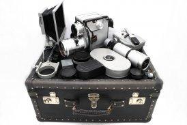 Кинокамера Pentaflex 16 полный комплект