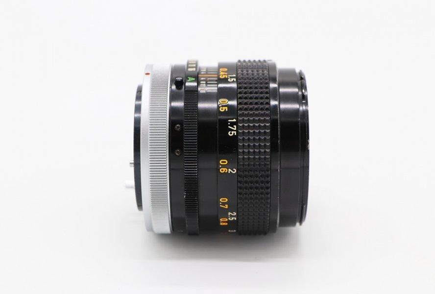 Canon FD 1,4/50 S.S.C. Japan