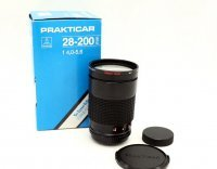 Prakticar MC 28-200mm f/4,0-5,6 новый