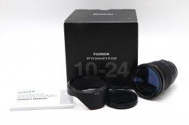 Fujifilm XF 10-24mm f/4 Super EBC R OIS в коробке