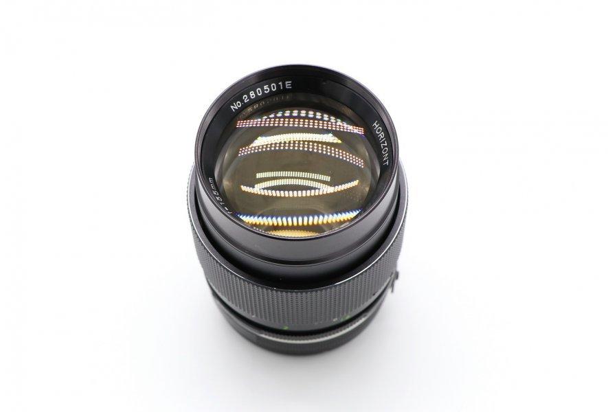 Horizont 135mm/2.8 for Nikon F
