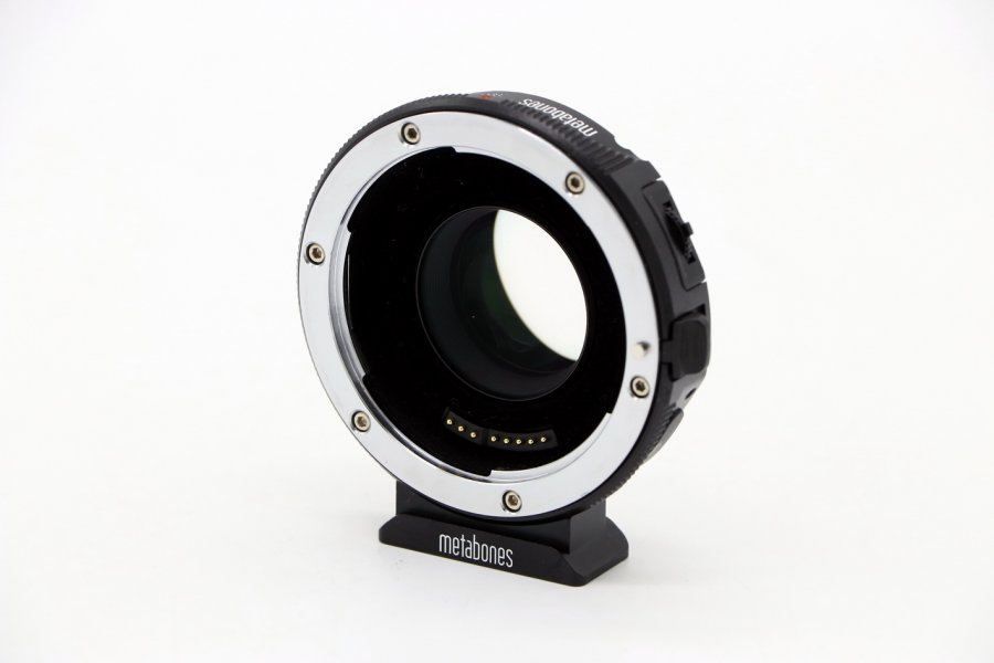 Adapter Metabones EF - MFT mount T Speed Booster XL 0.64x