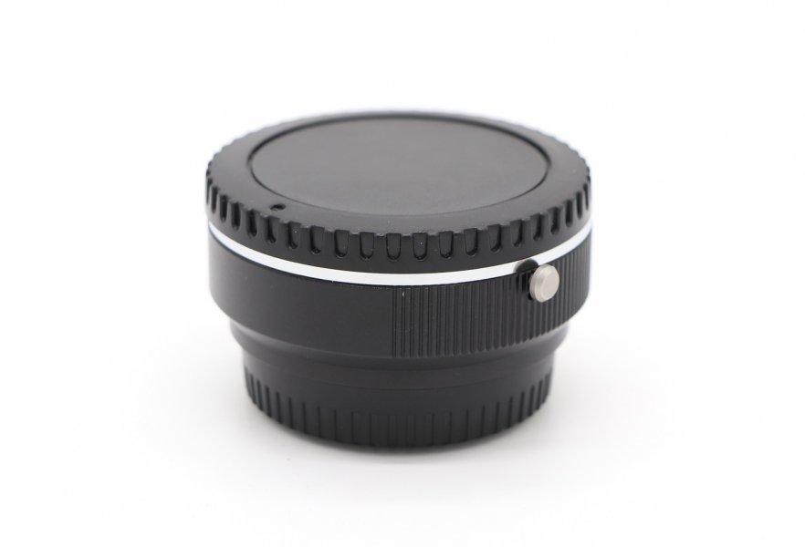 Adapter Canon EOS - FX Zhongui Lens Turbo II