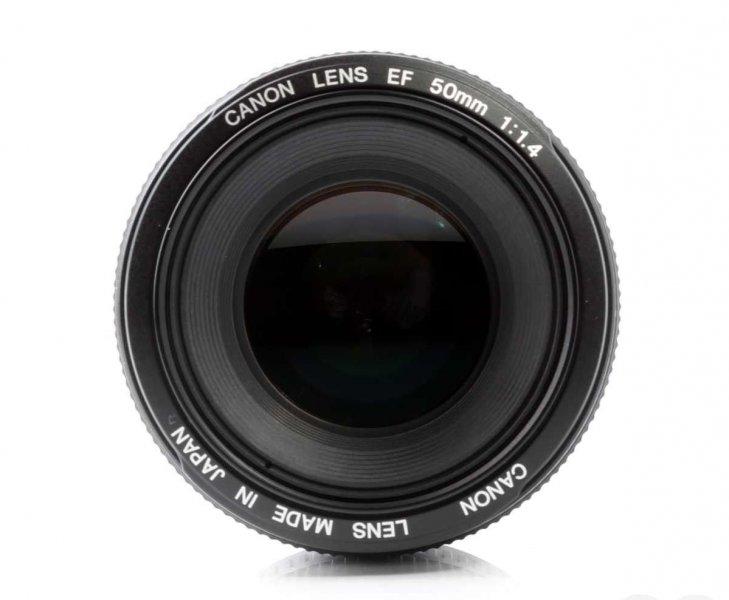 Canon EF 50mm f/1.4 USM новый