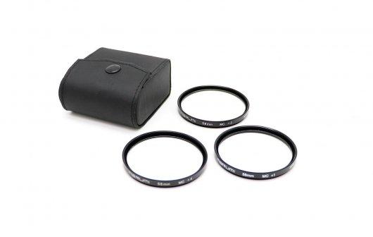Комплект из светофильтров Marumi 58mm