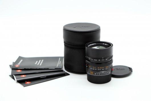 Leica Summilux-M 50mm f/1.4 Aspherical новый