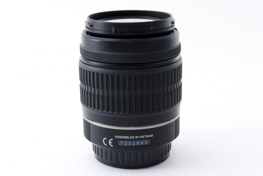 Pentax - DA SMC 50-200mm f/4-5.6 ED