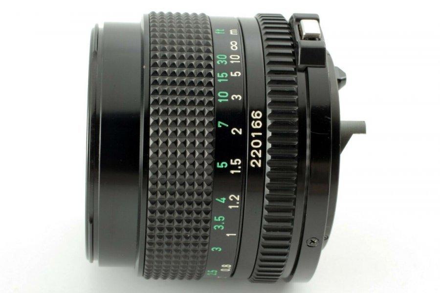 Canon FD 1,4/50 Japan, 1977