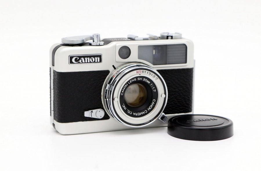 Canon Demi EE17 (Japan, 1966)