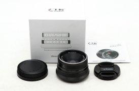7Artisans 25mm f/1.8 box