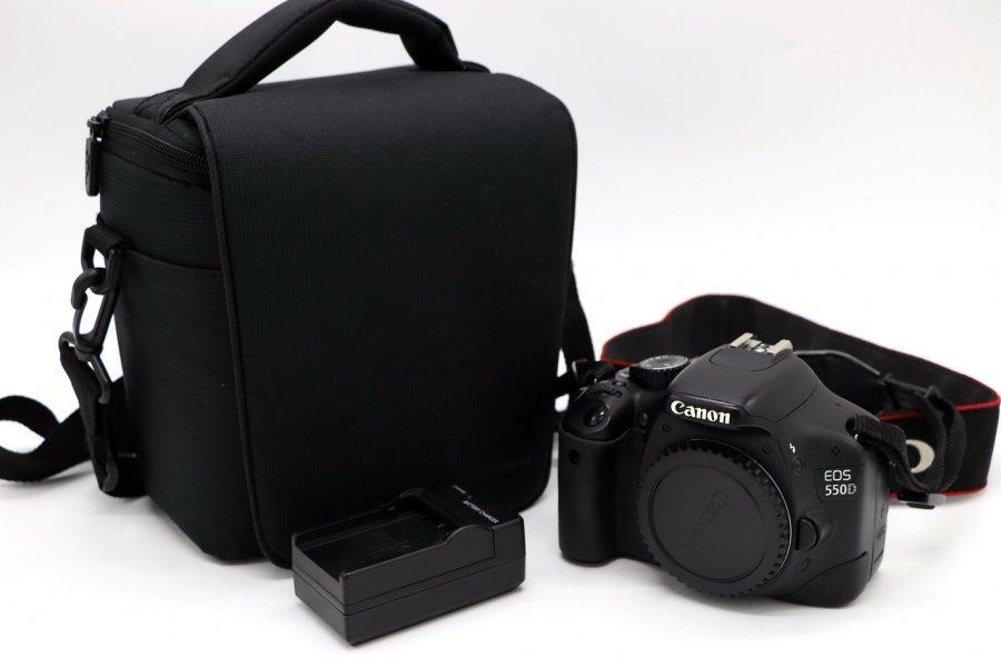 Canon EOS 550D body б/у