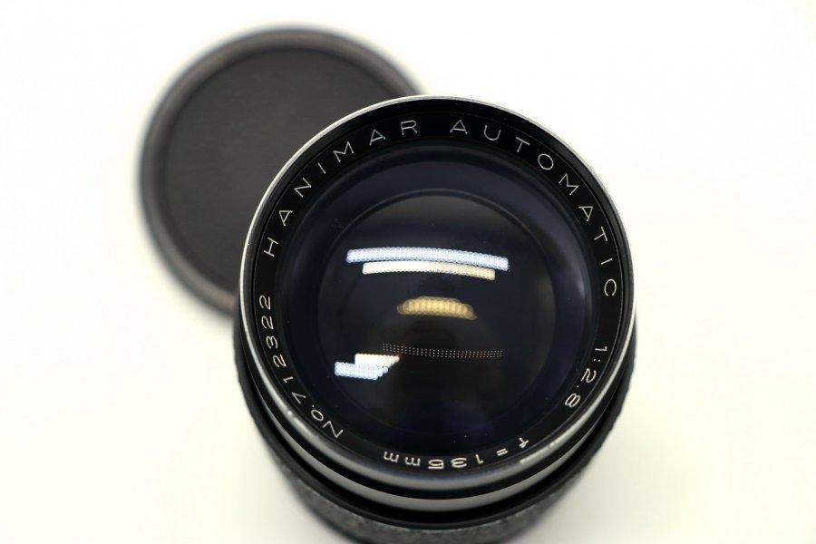 Hanimar Automatic f/2.8 135mm