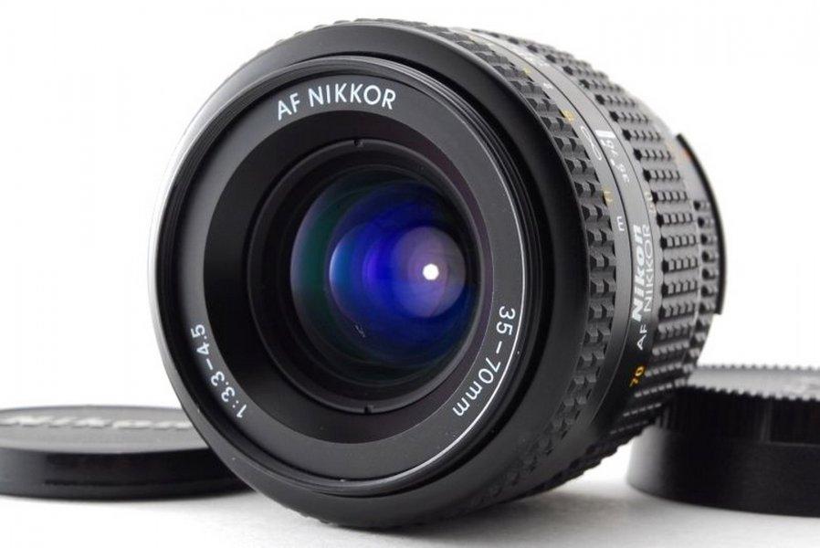 Nikkor AF 35-70mm 3.3-4.5 (Made in Japan)