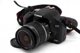 Canon EOS 500d kit