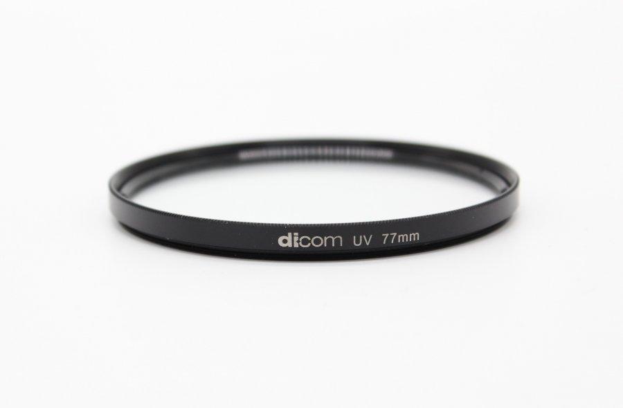 Светофильтр Dicom UV 77mm