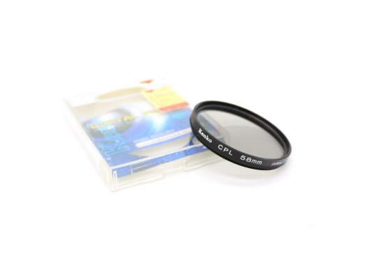Светофильтр Kenko Digital Filter Circular PL 58mm