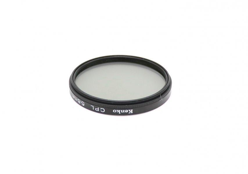 Светофильтр Kenko Digital Filter Circular PL 58mm