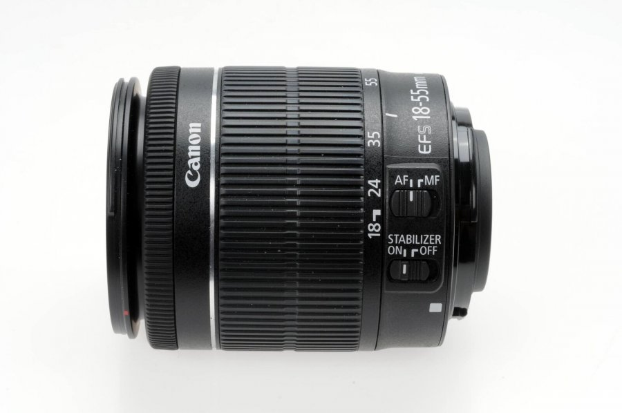 Canon EF-S 18-55mm 3.5-5.6 IS STM