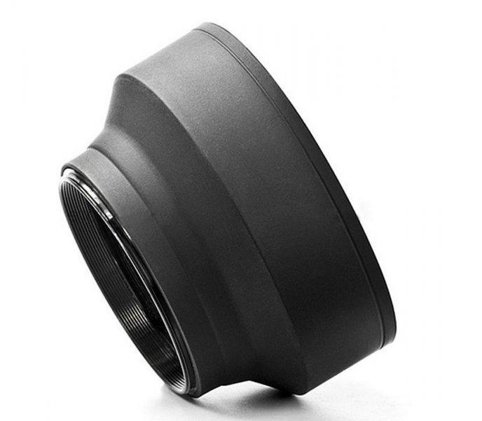 Бленда 52mm резиновая складная