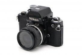 Nikon F2 Photomic + Nikon 2.8/35mm