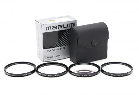 Комплект светофильтров Marumi 67mm MC C-Up