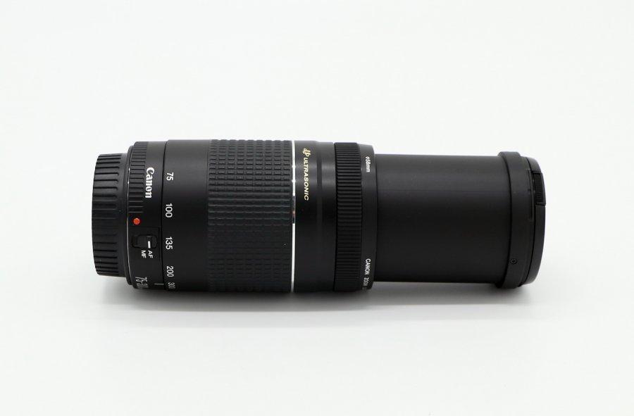 Canon EF 75-300mm 4-5.6 III USM