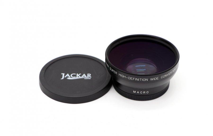 Jackar Optical 52mm Super High-Definition Wide Converter 0.45x AF Macro