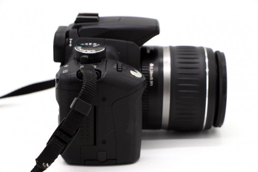 Canon EOS Rebel XT kit