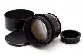 Samyang 85mm T1.5 AS IF UMC Nikon F
